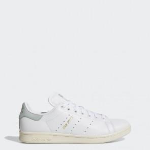 Adidas Stan Smith chaussures de rue pour femme - Craie blanche/Vert Tactile