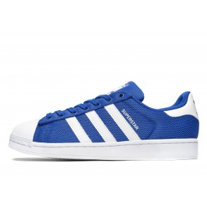 Adidas Originals Superstar BM Homme Bleu Chaussures de Fitness
