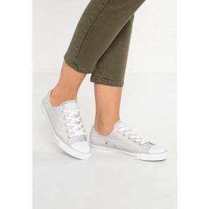 Converse Chuck Taylor All Star Dainty - Chaussures de Sport Basse/Faible - Gris Cendre/Blanc/Gris Souris - Femme