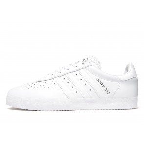 Adidas Originals 350 Leather Homme Blanc Chaussures de Fitness
