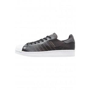 Adidas Originals Superstar Decon - Chaussures de Sport Basse/Faible - Noir Noyau/Vert - Femme/Homme