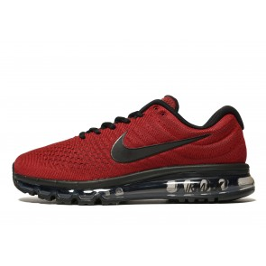 Nike Air Max 2017 Homme Rouge Chaussures de Fitness