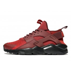 Nike Huarache Ultra Homme Rouge Chaussures de Fitness