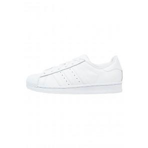 Adidas Originals Superstar Foundation - Chaussures de Sport Basse/Faible - Blanc - Femme/Homme