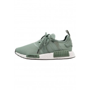 Adidas Originals NMD_R1 - Chaussures de Sport Basse/Faible - Vert - Femme/Homme