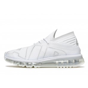 Nike Air Max Flair Homme Blanc Chaussures de Fitness