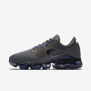 Nike Air VaporMax R - Chaussures de Sport - Brume de minuit/Noir/Noir AJ4470-002 Femme