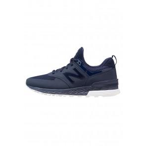 New Balance MS574 - Chaussures de Sport Basse/Faible - Marin/Bleu Marin - Homme