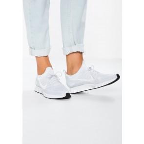 Nike Footwear Air Zoom Mariah FK Racer PRM - Chaussures de Sport Basse/Faible - Platine Pur/Blanc - Femme