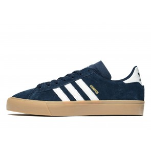 Adidas Originals Baskets Campus Vulc 2.0 Homme Bleu Chaussures de Fitness