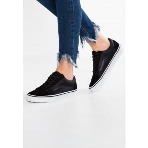 Vans Old Skool - Chaussures de Sport Basse/Faible - Noir/Obsidienne - Femme