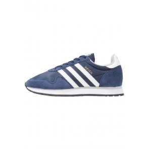 Adidas Originals HAVEN - Chaussures de Sport Basse/Faible - Armée Collégiale/Bleu Marin/Blanc/Granit Clair - Femme/Homme