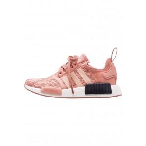 Adidas Originals NMD_R1 - Chaussures de Sport Basse/Faible - Rose/Rose Trace/Rose Légende - Femme