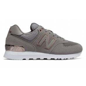 Chaussures pour femme New Balance 574 All Day Rose gris urbain militaire/gris