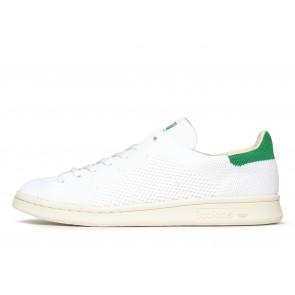 Adidas Originals Stan Smith Primeknit Homme Blanc Chaussures de Fitness