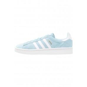 Adidas Originals Campus - Chaussures de Sport Basse/Faible - Bleu Glace/Blanc/Blanc Cristal - Femme