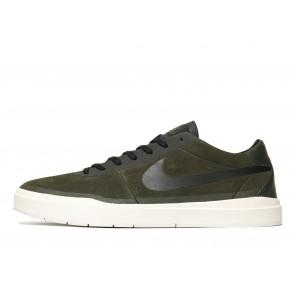 Nike SB Bruin Hyperfeel Homme Vert Chaussures de Fitness
