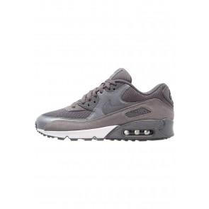 Nike Footwear Air Max 90 Essential - Chaussures de Sport Basse/Faible - Vert Foncé/Noir/Blanc - Homme