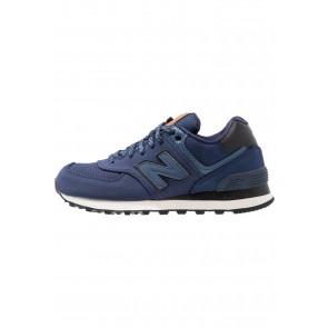 New Balance ML574 - Chaussures de Sport Basse/Faible - Marin/Bleu Marin - Femme/Homme