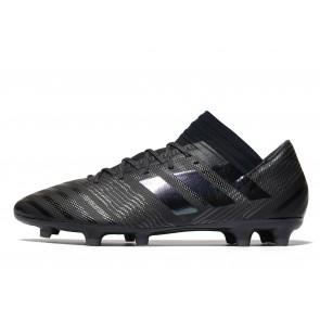 Adidas Magnetic Storm Nemeziz 17.3 FG Homme Noir Chaussures de Fitness