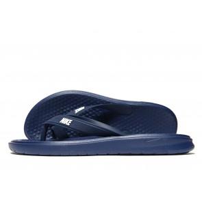 Nike Solay Flip Flops Homme Bleu Chaussures de Fitness