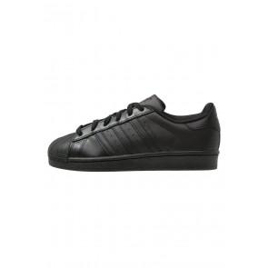Adidas Originals Superstar Foundation - Chaussures de Sport Basse/Faible - Noir Noyau/Noir - Femme/Homme
