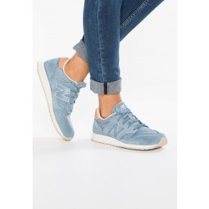 New Balance WL520 - Chaussures de Sport Basse/Faible - Bleu Ciel/Blanc - Homme