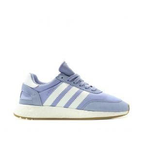 Adidas Originals Iniki I-5923 Runner Boost - Chaussures de Sport - D97350 Lumière Bleu/Blanc Femme