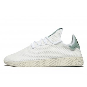 Adidas Originals Pharrell Williams Tennis Hu Homme Blanc Chaussures de Fitness
