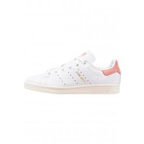 Adidas Originals Stan Smith - Chaussures de Sport Basse/Faible - Blanc/Rose - Femme/Homme