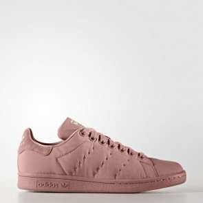Adidas Femme Originals Stan Smith chaussures de sport Basse/Faible - Raw Pink/Rose