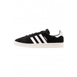 Adidas Originals Campus - Chaussures de Sport Basse/Faible - Noir Noyau/Blanc/Blanc de Craie - Femme/Homme