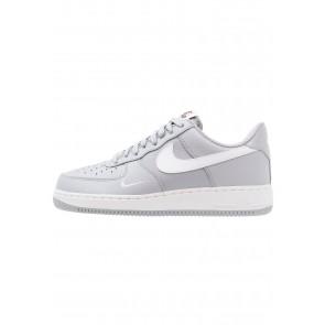 Nike Footwear Air Force 1 - Chaussures de Sport Basse/Faible - Gris Loup/Blanc - Homme