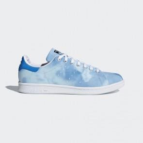 Adidas pharrell williams hu holi stan smith chaussures de course pour les femmes - Bleu ciel
