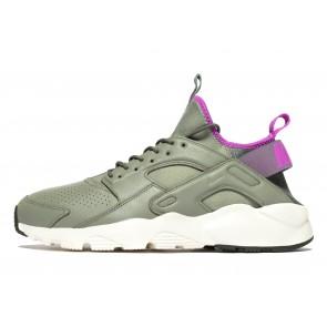 Nike Air Huarache Ultra Homme Gris Chaussures de Fitness
