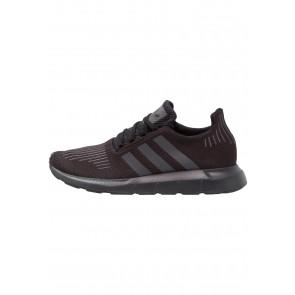 Adidas Originals Swift Run - Chaussures de Sport Basse/Faible - Noir/Noir Noyau - Femme/Homme