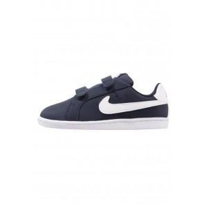 Nike Footwear Court Royale (TDV) - Chaussures de Sport Basse/Faible - Obsidienne/Blanc - Enfant