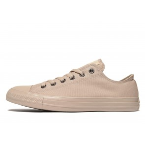Converse All Star Ox Monochrome Homme Brun Chaussures de Fitness