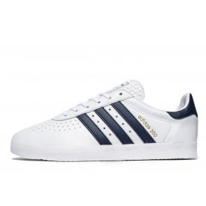 Adidas Originals 350 Leather Homme Blanc Chaussures de Fitness