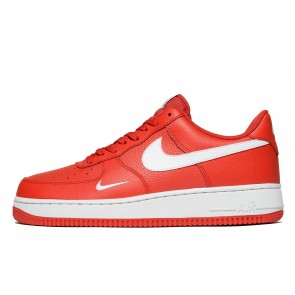 Nike Air Force 1 Homme Rouge Chaussures de Fitness