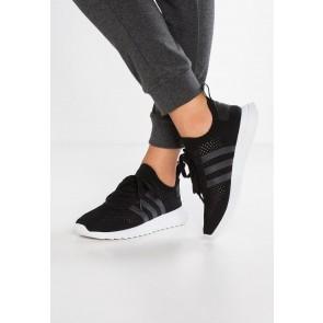 Adidas Originals Flashback - Chaussures de Sport Basse/Faible - Noir Noyau/Blanc - Femme