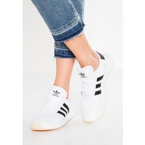 Adidas Originals Flashback - Chaussures de Sport Basse/Faible - Blanc/Noir Noyau - Femme