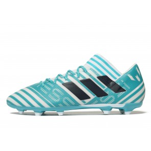 Adidas Ocean Storm Nemeziz 17.3 FG Messi Homme Bleu Chaussures de Fitness
