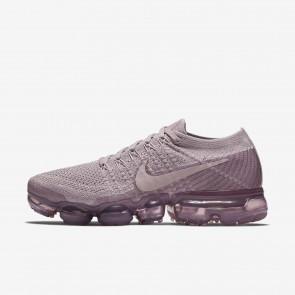 Nike Air VaporMax Flyknit Chaussure de running pour Femme - Brume prune/Rose élémentaire/Rose particule/Brume prune 849557-502