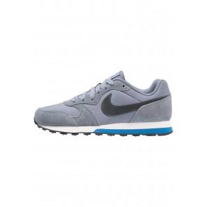 Nike Footwear MD Runner 2 - Chaussures de Sport Basse/Faible - Armory Bleu/Anthracite/Bleu Jay/Noir - Femme
