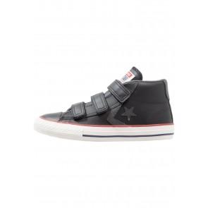 Converse Star Player EV 3V - Chaussure de Running Haute/High - Noir/Vent de Tempête - Enfant