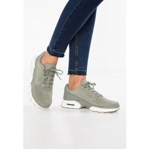 Nike Footwear Air Max Jewell Premium - Chaussures de Sport Basse/Faible - Gris Stuc Foncé/Ivoire - Femme