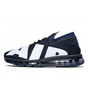 Nike Max Flair Homme Bleu Chaussures de Fitness