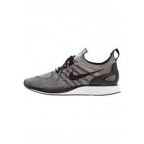 Nike Footwear Air Zoom Mariah Flyknit Racer - Chaussures de Sport Basse/Faible - Gris Pâle/Noir/Rouge Solaire/Blanc - Homme