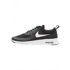Nike Footwear Air Max Thea - Chaussures de Sport Basse/Faible - Noir/Blanc Summit - Femme